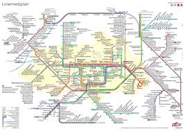 Santiago Metro Map by Transit Maps
