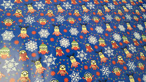 minion gift wrap cheap gift wrapping design find gift wrapping design deals on line