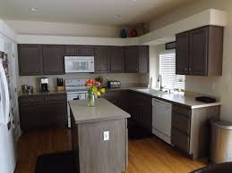 Kitchen Cabinet Paint Color Best 25 Rustoleum Cabinet Transformation Ideas On Pinterest How