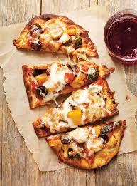 cuisine pizza delicious pizza recipes ricardo