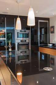 Urban Myth Kitchen - urban style gloss magnolia lacquer urban myth kitchens