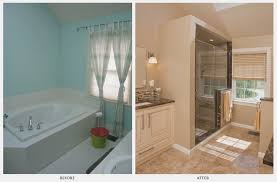 remodel bathroom designs small bathroom remodels before and after photo 9 design your