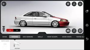 tuner honda civic tuning of 1999 honda civic ek youtube