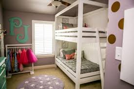 parker jolie u0027s big bunk beds room project nursery