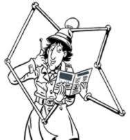 inspector gadget modern private investigator