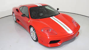 used 360 modena 2004 used 360 modena challenge stradale at mercedes