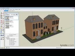 vray sketchup tutorial lynda how to create scenes in google sketchup lynda com tutorial