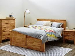wooden modern king bed frame the holland 12 fascinating
