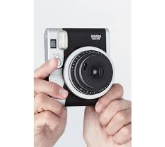 amazon black friday instax 90 buy instax mini 90 instant camera black free delivery currys