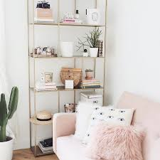 home interior shelves best 25 gold shelves ideas on ikea shelves