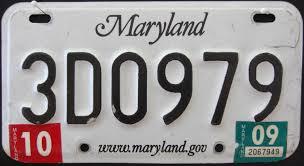 Vanity Plates Maine All 50 United States License Plates Ranked Thrillist