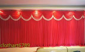 Wedding Backdrop Background 3m 6m Wedding Backdrop Ice Silk Cloth Party Background Cloth