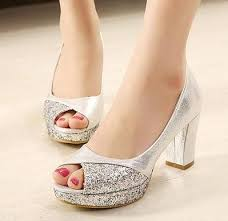 wedding shoes mid heel glitter sequins gold heels silver wedding shoes shoes
