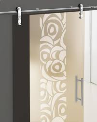glass door designs single glass sliding doors from foa porte digsdigs