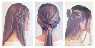 nice hairdos for the summer 3 cute easy braided hairdos for summer destination femme