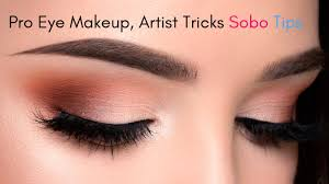 need a makeup artist 5 pro eye makeup artist tricks you need to sobo tips
