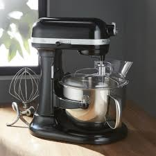 kitchenaid mixer black kitchenaid pro 600 onyx black stand mixer in mixers reviews