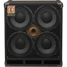 8 ohm bass speaker cabinet eden d410xst 1000w 4x10 bass speaker cabinet with horn black 8 ohm
