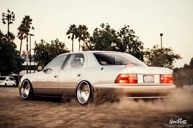 lexus ls400 vs toyota celsior theme tuesdays ucf10 u0026 ucf20 lexus ls400s stance is everything
