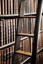 Library Ladders Dublin U2014 The Avant Grand Tour