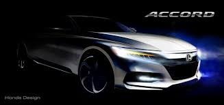 honda to debut new 10th generation accord in detroit on friday