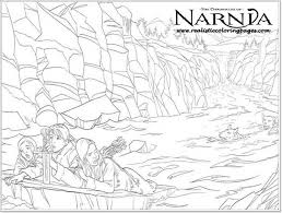 free printable chronicles narnia coloring pages realistic