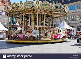a carousel from carrousel from italian carosello or