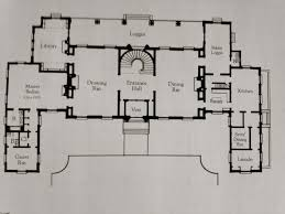 Whitemarsh Hall Floor Plan by The Gilded Age Era January 2013