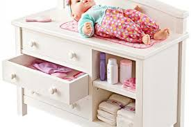 Dolls Changing Table Doll Changing Table Wood Magazine