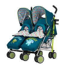 disney twin stroller u0026 footmuffs monsters amazon uk baby