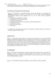 transfert de siege social statuts ara21