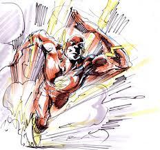 the flash comic book inspired artwork designrfix com