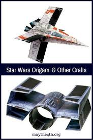 star wars origami and other crafts