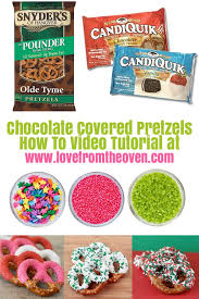 Where To Buy Chocolate Covered Pretzel Rods 135 Best Chocolate Covered Pretzels Images On Pinterest