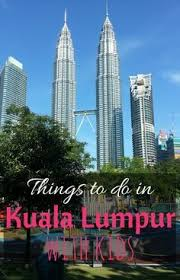 twin towers in kuala lumpur kual lumpur is the federal capital