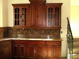 walnut kitchen cabinets with black appliances cabinet cost wood