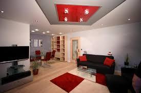 kreativ decken ideen wohnzimmer gestalten der raum in neuem licht