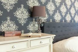 Painting An Accent Wall by How Do You Include Both Paint And Wallpaper In A Room A G