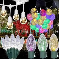 Target Outdoor Lights String Star Christmas Light Holiday Time Christmas Decorations