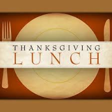 thanksgiving luncheon northside baptist church