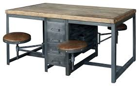 black rustic dining table rustic industrial dining table promotop info