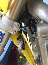 please help rmz 450 2009 problems rm z 450 thumpertalk