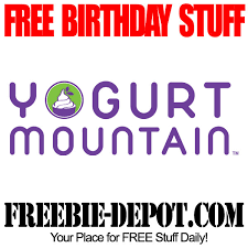 Old Country Buffet Coupons Discounts by Free Birthday Stuff U2013 Yogurt Mountain Freebie Depot