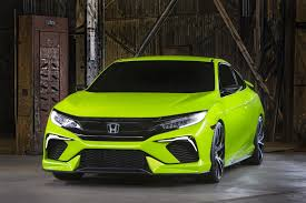 kereta honda civic new honda civic concept previews