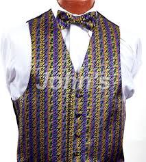 mardi gras vest mardi gras hypno vest and bow tie retail mardi gras retail
