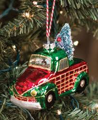 vintage truck ornament craft house designs