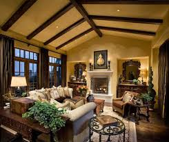 chic home interiors interior luxury rustic house interior decor with white wall