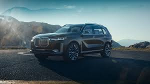 suv bmw bmw shows x7 iperformance bmw u0027s first big suv autotrader ca
