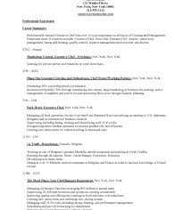 Private Chef Resume Entry Level Chef Resume Sous Chef Resume Samples Chef Resume