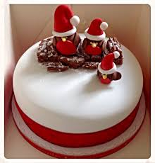 Christmas Baking Decorations Uk by Christmas Cake Decoration Ideas Uk U2013 Decoration Image Idea